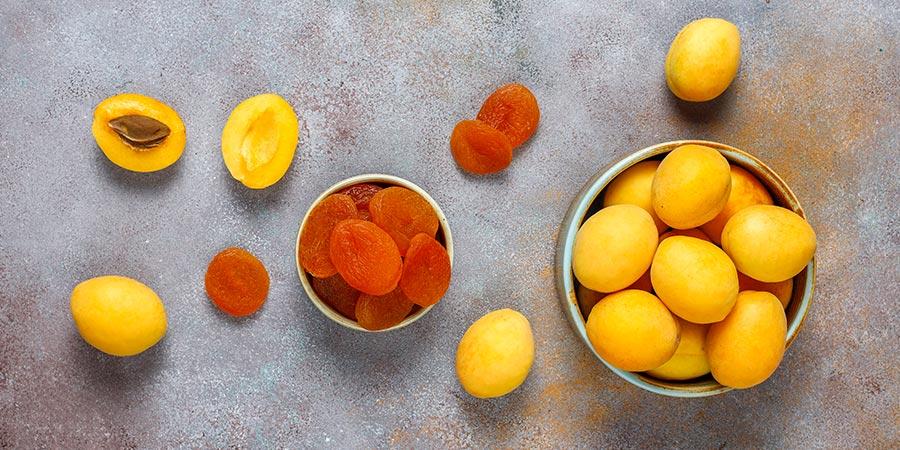 Formas originales de introducir fruta deshidratada en tu dieta